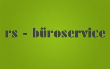rs büroservice