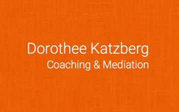 Mediation Katzberg
